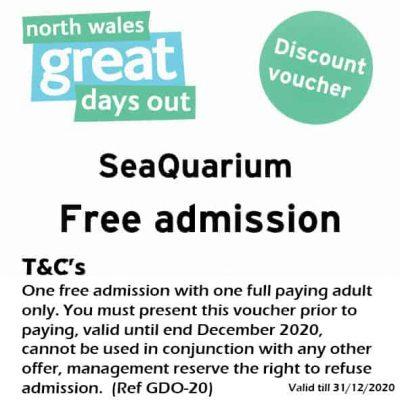 SeaQuarium Discount Vocher
