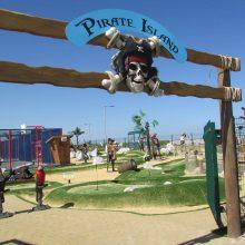 Pirate Island Adventure Golf Course