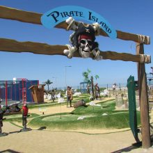 Pirate Island Adventure Golf Course