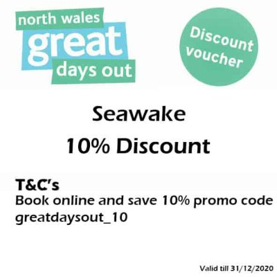 Seawake Discount Voucher